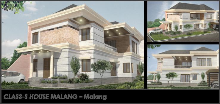 Class-s House Malang