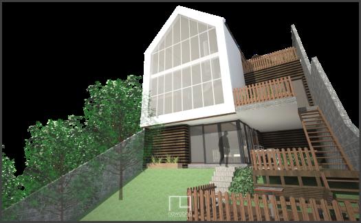 Deck House Kota Baru Parahyangan 1