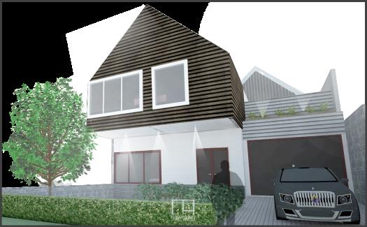 Deck House Kota Baru Parahyangan 2