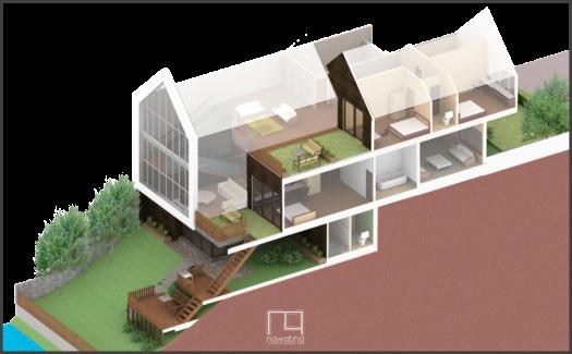 Deck House Kota Baru Parahyangan 3