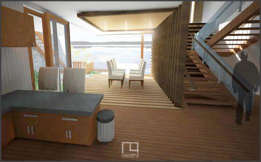 Deck House Kota Baru Parahyangan 4