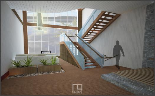 Deck House Kota Baru Parahyangan 5