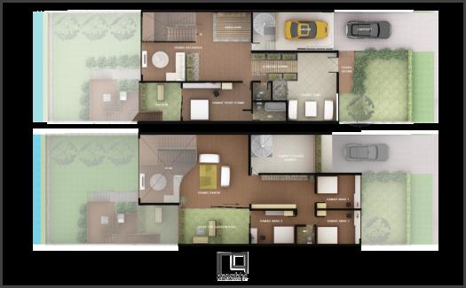 Deck House Kota Baru Parahyangan 6