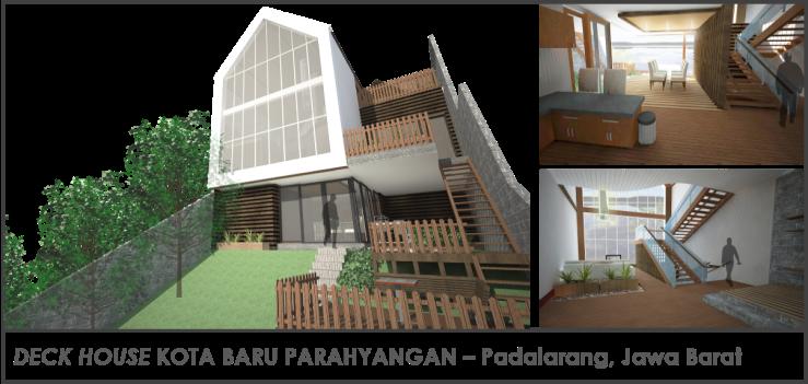 Deck House Kota Baru parahyangan