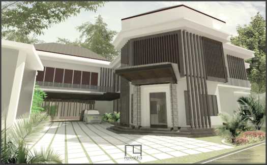 Deluxe House LIPI Ciumbuleuit Bandung 1