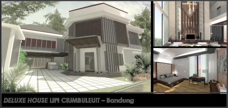 Deluxe House LIPI Ciumbuleuit Bandung