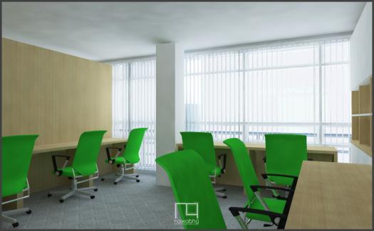 Interior Kantor Lembaga Kemahasiswaan ITB 3