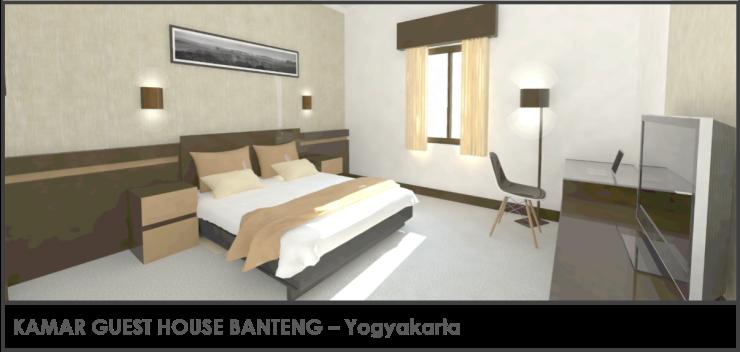 Kamar Guest House Banteng