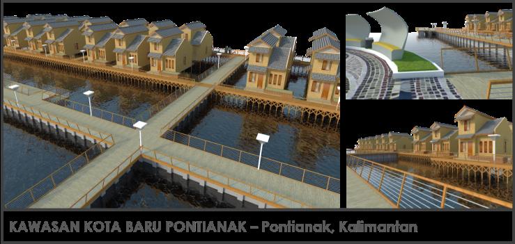 Kawasan Kota Baru Pontianak