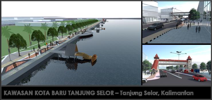 Kawasan Kota Baru Tanjung Selor