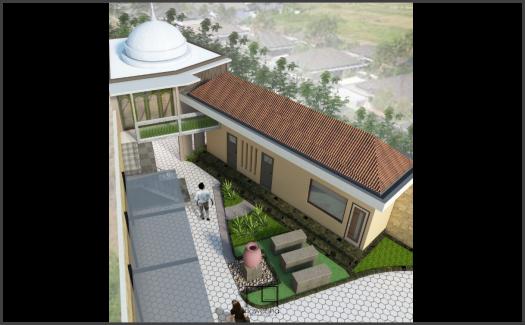 Masjid jamkrida Soetta Bandung 3