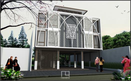 Masjid Uswatun Hasanah Cimahi 1