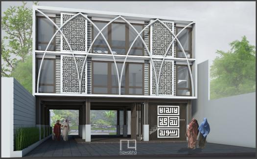 Masjid Uswatun Hasanah Cimahi 2