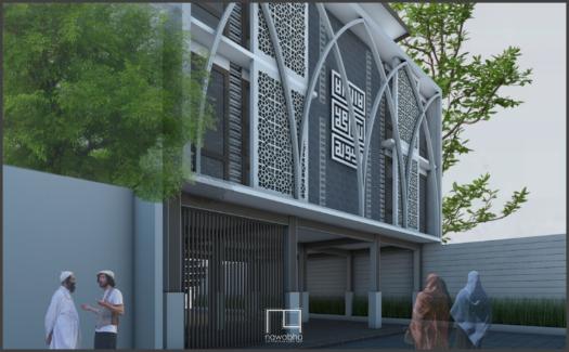 Masjid Uswatun Hasanah Cimahi 3