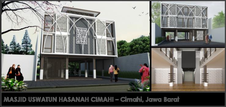 Masjid Uswatun Hasanah Cimahi