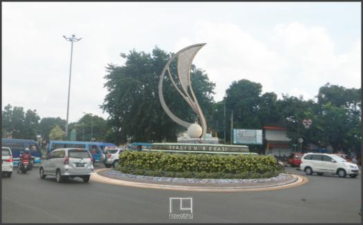Penataan Pedestrian dan RTH Bekasi 4