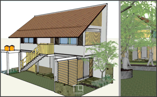 Perumahan Eco House Yogyakarta 2