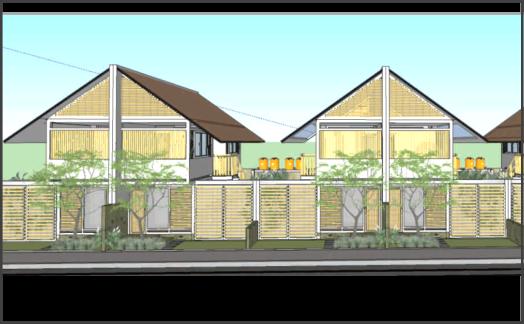 Perumahan Eco House Yogyakarta 3
