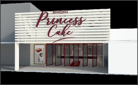 Princess Cake Cihampelas Bandung 4