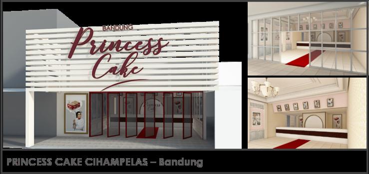 Princess Cake Cihampelas Bandung